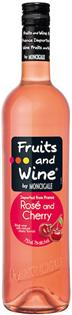 Fruits and Wine Rose and Cherry 750ml - Case of 6